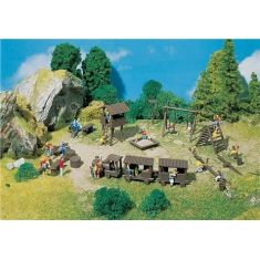 Faller 180577 Abenteuerspielplatz
