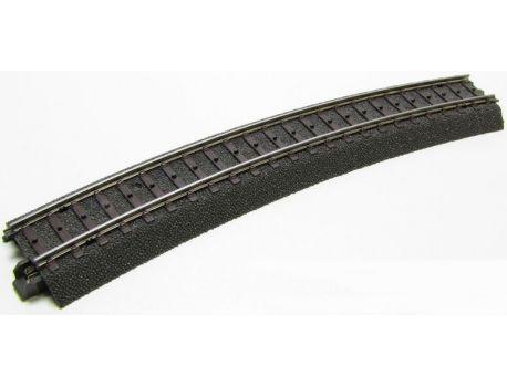 Märklin 24224 C-Gleis gebogen, R2 437,5 mm
