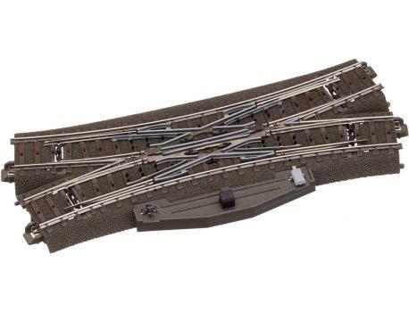 Märklin H0 24624 C-Gleis Doppelkreuzungsweiche mit Antrieb Neu