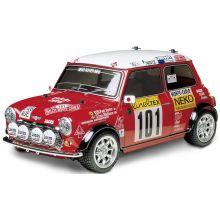 TAMIYA 58483 Mini Cooper Monte Carlo 94 M-05
