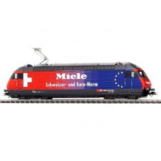 Märklin 34611 Werbelok Miele - SBB Re 460 AC Digital V4.M4 MFX