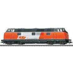 Märklin 37822 Schwere Diesellokomotive BR 221 Sound