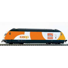 HAG 28405-32 Elektrolokomotive Re 460 Coop Gottardo Sound