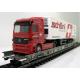 Märklin 47404 SBB Hupac Typ Saakms LKW - Sondermodell Schöni Logistics Schweiz
