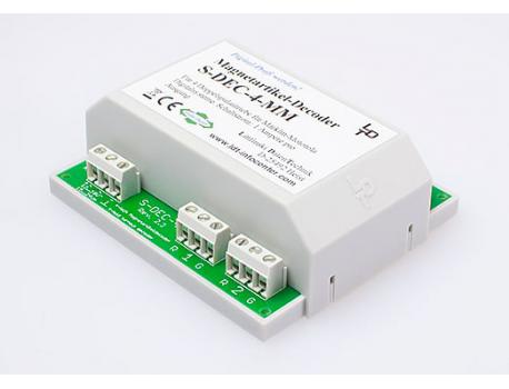 Litfinski 910213 Magnetartikel-Decoder S-DEC-4-DC