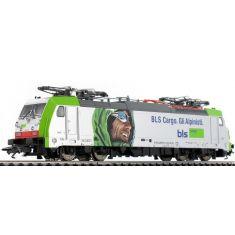 """Märklin 36624 Elektrolokomotive Re 486 """"Die Alpinisten"""", BLS Cargo"""