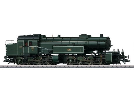 Märklin 37960 Schwere Güterzug-Dampflokomotive Reihe Gt 2x4/4