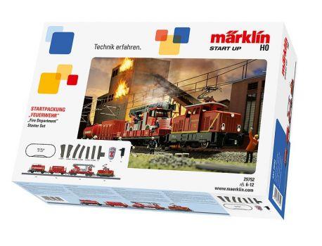 Märklin 29752 Startpackung Digital - Feuerwehr