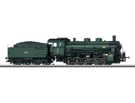 Märklin 39550 Dampflokomotive G 5/5 (mfx+) Sound