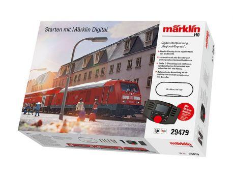 """Märklin 29479 Digital-Startpackung """"Regional-Express"""""""