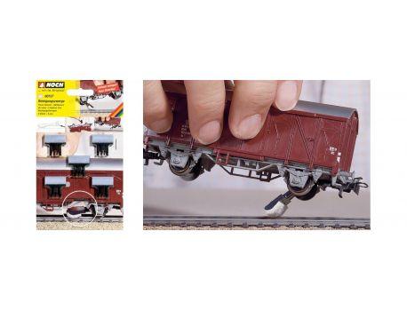 NOCH 60157 Reinigungszwerge Set 5 Stück H0