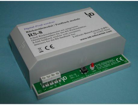 Littfinski 300213 RS-8-G (Fertiggerät im Gehäuse)