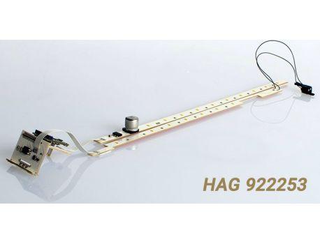 HAG 920053 Beleuchtungsset für alle Steuerwagen IC 2000