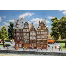 Faller 190278 Stadthäuserzeile Marktstrasse H0