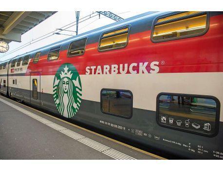 HAG 61130 -L IC2000 Speisewagen - Starbucks Caffee
