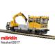 Märklin 39549 DB Gleiskraftwagen ROBEL 54.22