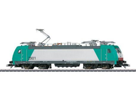 Märklin 36618 SNCB E-Lok. E186 Serie 29 Alpha Trains Antwerben