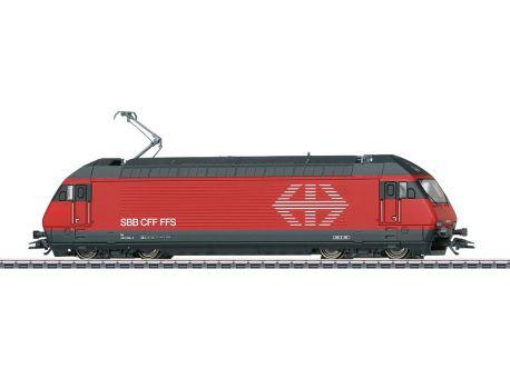 "Märklin 39460 SBB Re 460 Rot mit Aufschrift ""Helvetia"" 460 034-02"