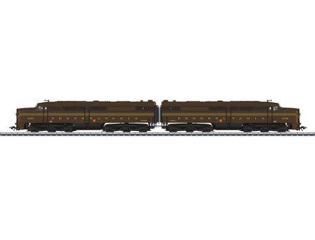 Märklin 39617 PRR Alco PA-1 Doppeltraktion US Pennsylvania