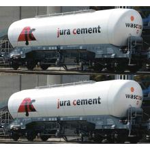 Roco 76146 SBB Silowagen- Set 2.tlg. Jura Cement Fabrik AG Wildegg
