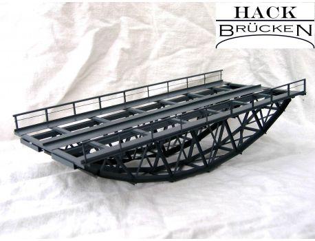 HACK 13100 Fischbauchbrücke 29.5 cm, zweigleisg