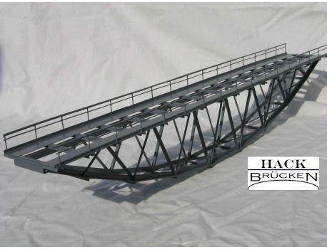 HACK 13352 Fischbauchbrücke 48.5 cm, eingleisig