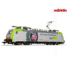 Märklin 29486 BLS-Lokomotive aus Startset