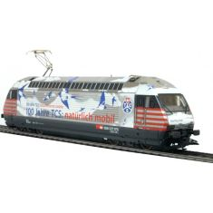 Märklin 34614.001 SBB Re 460 TCS - MFX Digital mit Sound mSD3