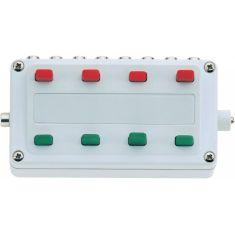 Märklin 72720 Stellpult für 4 Schalter oder 8 Impulsverbraucher
