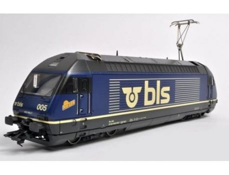 Märklin 37461 Elektrolokomotive Re 465 der BLS