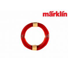 Märklin 7105 Kabel rot / red Querschnitt 0.14mm2