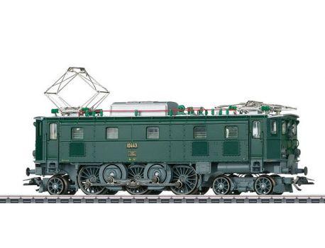 Märklin 37514 SBB Ae 3/6 II Mit echtem 3/6 Sound und LED Beleuchtung