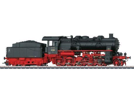 Märklin 37587 DB Güterzug-Dampflok Br. 58.10-21