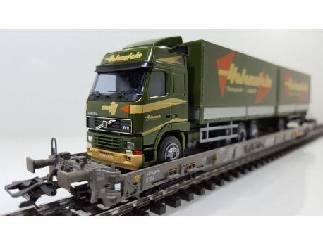 Märklin 47404-026 SBB Hupac Typ Saakms - Holenstein Logistik Wil