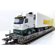 Märklin 47404-236  SBB Hupac Typ Saakms LKW - Marti Logistik AG