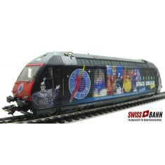 "Märklin 34634.001 SBB Re 460 ""Space Dream"" - MFX Sound"