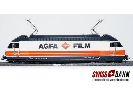 Märklin 88363 Re 460 der SBB - AGFA / AC ESU Digital