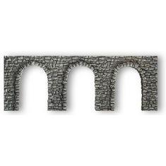 Noch 58260 Arkadenmauer Bruchstein aus Hartschaum 27 x 10 cm