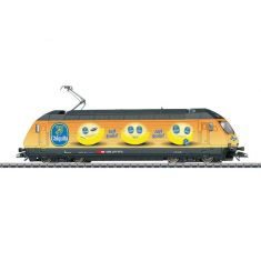 Märklin 39465 SBB Re 460 - Chiquita Just Smile - Digital Sound