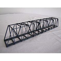 HACK 11250 Kastenbrücke 42 cm schräg, 1- gleisig