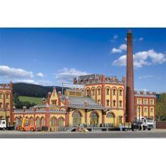 Kibri 39826 Kühlhaus - Brauerei Feldschlösschen Basel