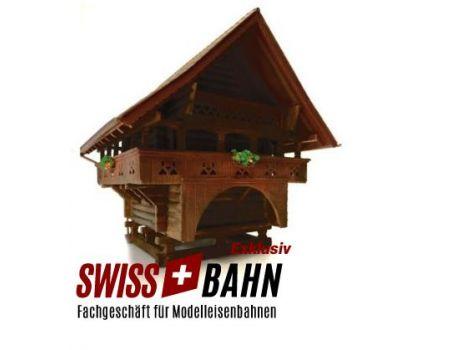 Schweizer Speicher in Egg bei Sulgen  - Patiniert