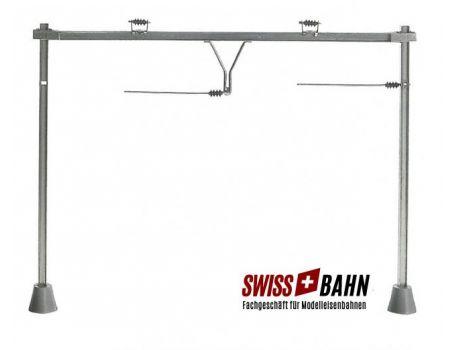 Sommerfeldt 324 - SBB Einfach Ausleger R- Fahrleitungen