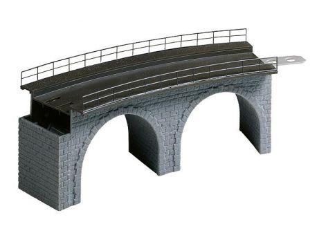 Faller 120478 Viadukt Gebogen