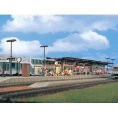 Vollmer 43536 Bahnsteig Turgi