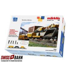 Märklin 78083 Themen Ergänzungspackung - Baustelle