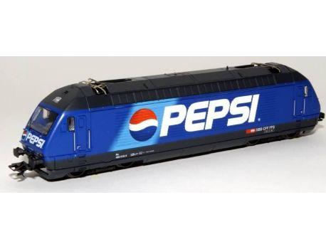 Märklin 34633.002 SBB Re 460 - Pepsi - mSD3 Sound Mfx