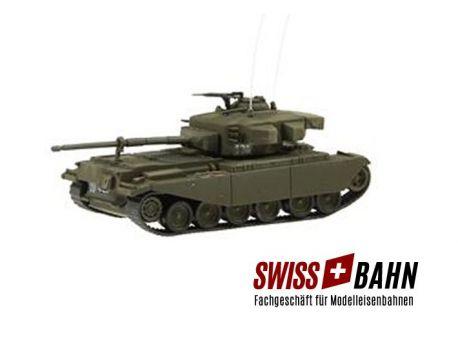 SwissBahn 5009 Kampfpanzer Pz 57 Centurion mit Schürze Nr. 134