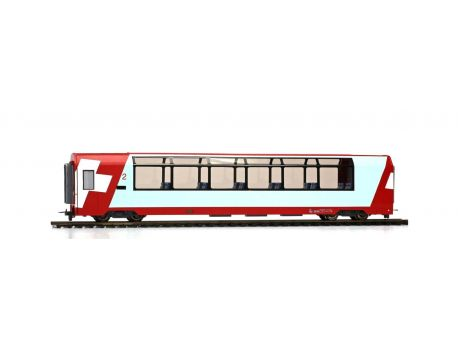 "BEMO 3689102 - RhB Api 1312 ""Glacier-Express"" Panoramawagen 1.Kl. H0"