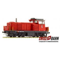 LS MODEL 17566 SBB Diesellok Bm 4/4 Rot Digital - AC